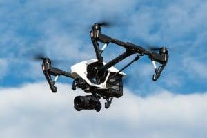 Dragage du chenal de Fromentine en Vendée vu par drone