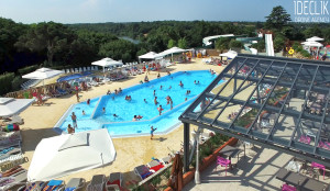 drone camping charente maritime