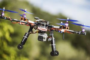 SNCF Réseau crée une entreprise de drones