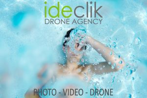 Drone camping vendee