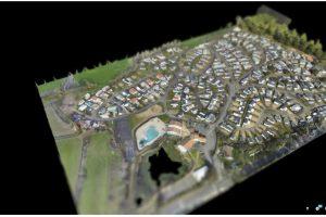Drone Cartographie modelisation 3D Orthophotographie Photogrammétrie